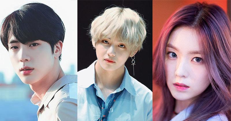 Những Idol Kpop may mắn sở hữu tỷ lệ gương mặt vàng khiến nhiều người phải ghen tị