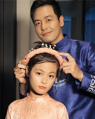 Con gái của Mc Phan Anh nay đã lớn và xinh đẹp như một thiếu nữ như này đây