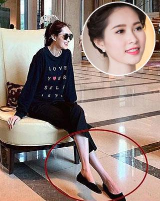 Xinh đẹp rạng ngời như Hoa hậu Đặng Thu Thảo lại khiến fan lo lắng cho nhan sắc vì điều này